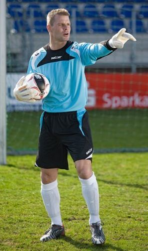 Torwart-Pulli «Goalie»