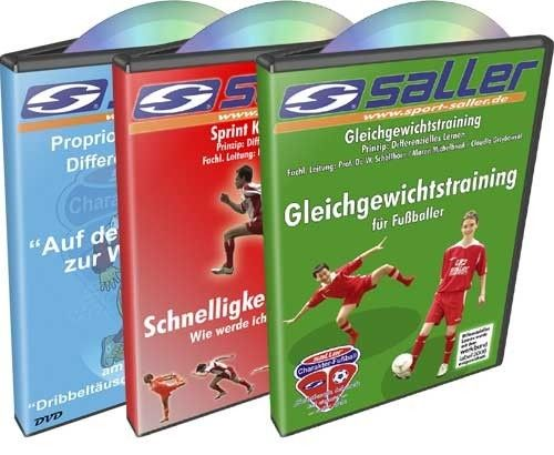Saller-DVD-Set