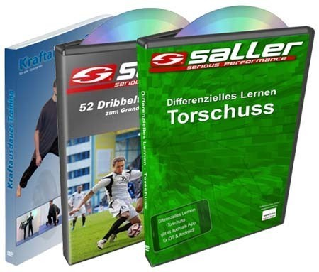 DVD-Set Training & Vorbereitung
