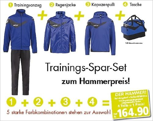 Super Spar-Set «Saller Athletic»